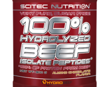 100% BEEF ISOLATE PEPTIDES 900g